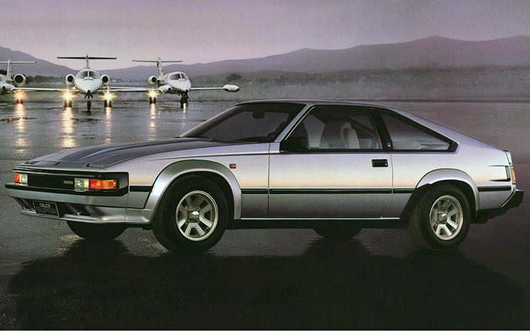 1982 Toyota Celica Supra, the 1982 Motor Trend Import Car Of The Year.