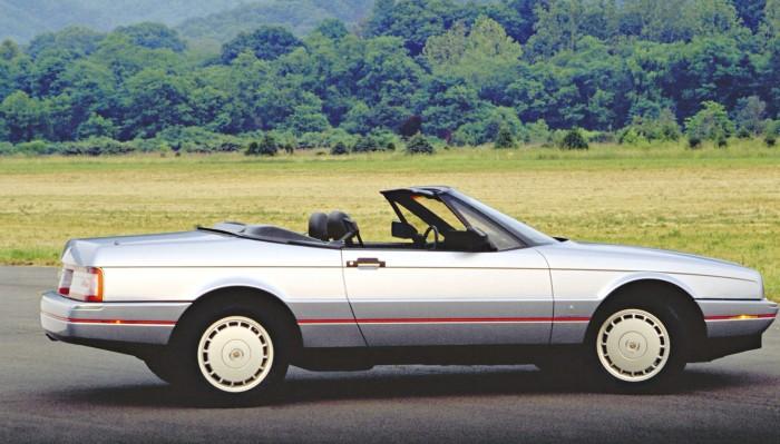 1989 Cadillac Allante