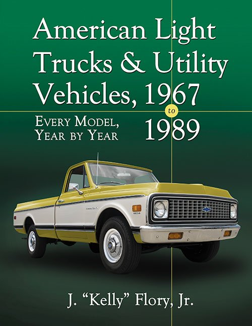 American Light Trucks book cover